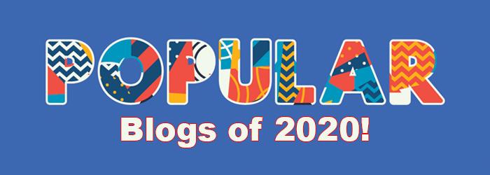 Top 5 Popular Blogs of 2020