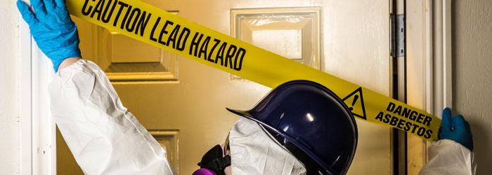 Prevent and Remediate Lead & Asbestos Exposure