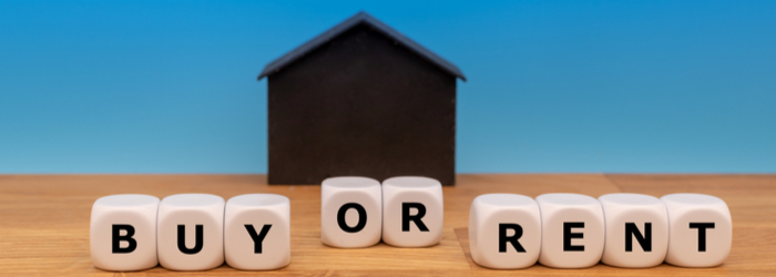 Renting Or Buying A Home   The Pros & Cons