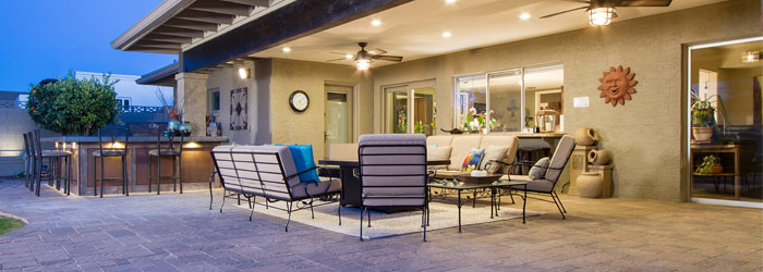 How We're Updating Our Outdoor Living Space